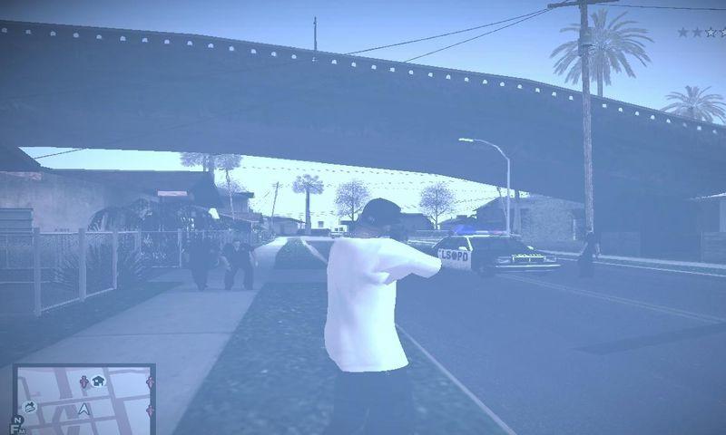 GTA San Andreas LifeSecond (Slowmotion Mod) Mod - GTAinside com