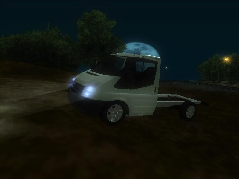 gta san andreas ford transit drift car mod   gtainside