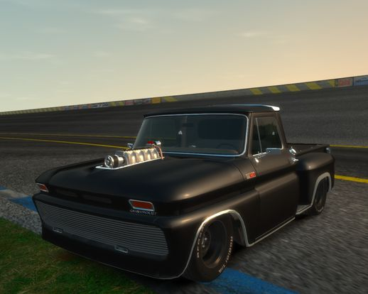 Chevrolet C-10 Stepside (3 versions)