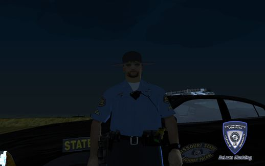Missouri Highway Patrol Mini-Skin Pack