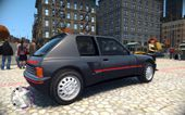 Peugeot 205 Turbo 16 Stock