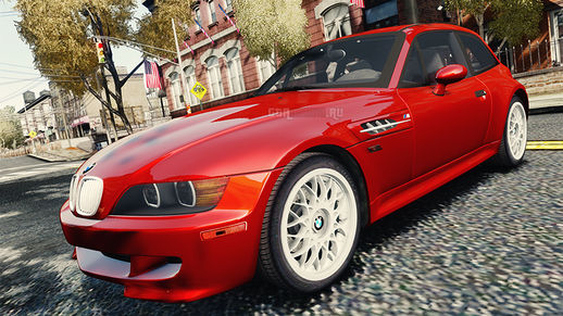 2002 BMW Z3 Coupe v1.0