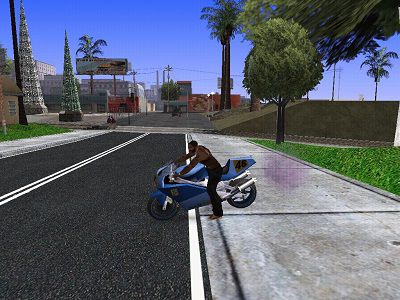 New Roads in Los Santos and Green Gras