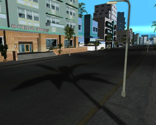 New Roads for Vice City (GTA United)