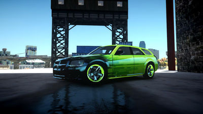 Dodge Magnum West Coast Customs