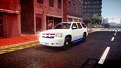 Chevrolet Tahoe Unmarked Police