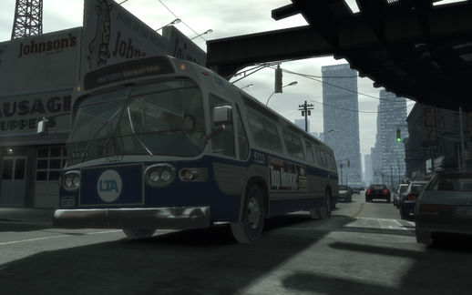 GM TDH 5303 - New Look Bus LC and NYC