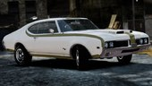 1969 Oldsmobile Cutlass Hurst 442