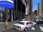 Midnight Club Street Racing NYPD Sirens