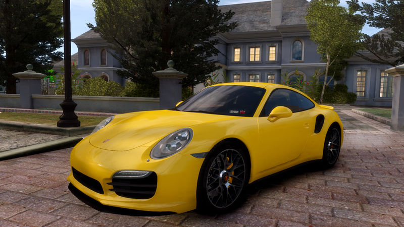 gta 4 2014 porsche 911 turbo epm mod. Black Bedroom Furniture Sets. Home Design Ideas