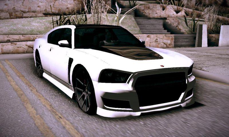 Gta San Andreas Gta V Buffalo Franklin S Car Mod Gtainside Com