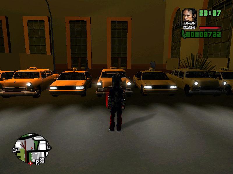 GTA San Andreas Taxi Unity Station Mod - GTAinside com
