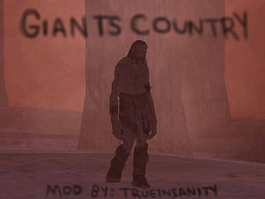 Giants Country Mod
