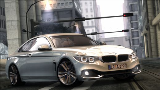 2014 BMW 4 series Coupe F32