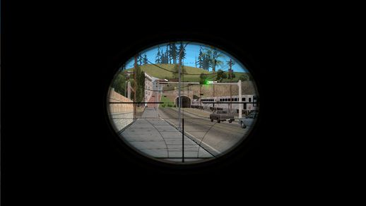 Enhanced Sniper Scope v1.1