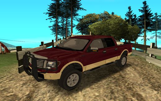 2010 Ford F-150 KING RANCH Edition