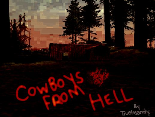 Cowboys From Hell Mod