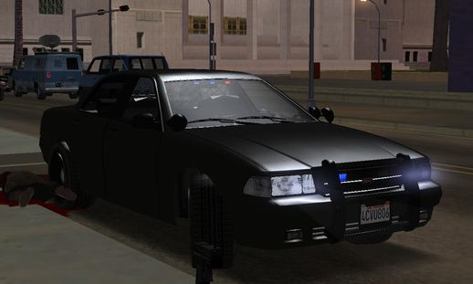 GTA V Police Car Pack 2