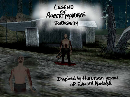 The Legend of Robert Mordake