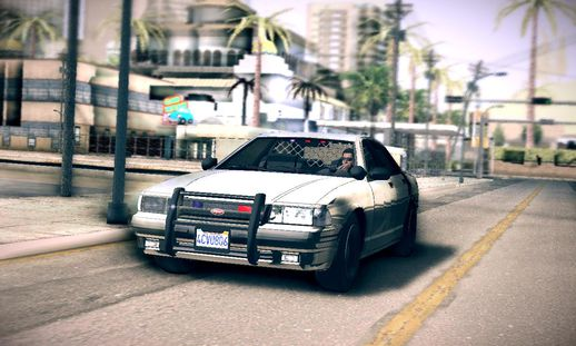 GTA V Unmarked Cruiser