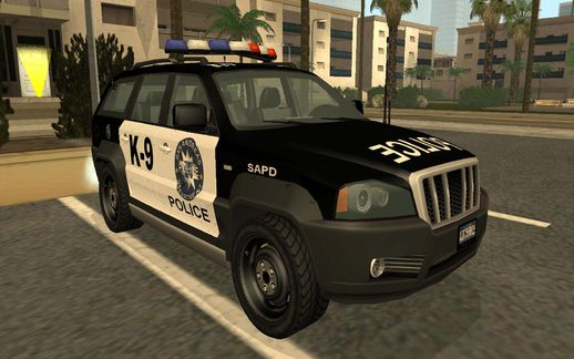 2004 NFS Suv Rhino Light - Police v1.0.0