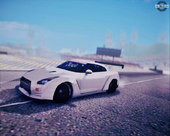 Nissan GT-R Liberty Walk