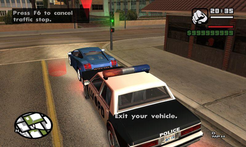 GTA San Andreas SAPD: First Response v2 5 Mod - GTAinside com