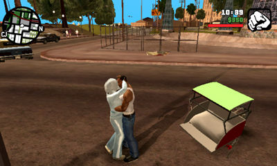 GTA San Andreas Kiss All Girls for Android Mod - GTAinside com