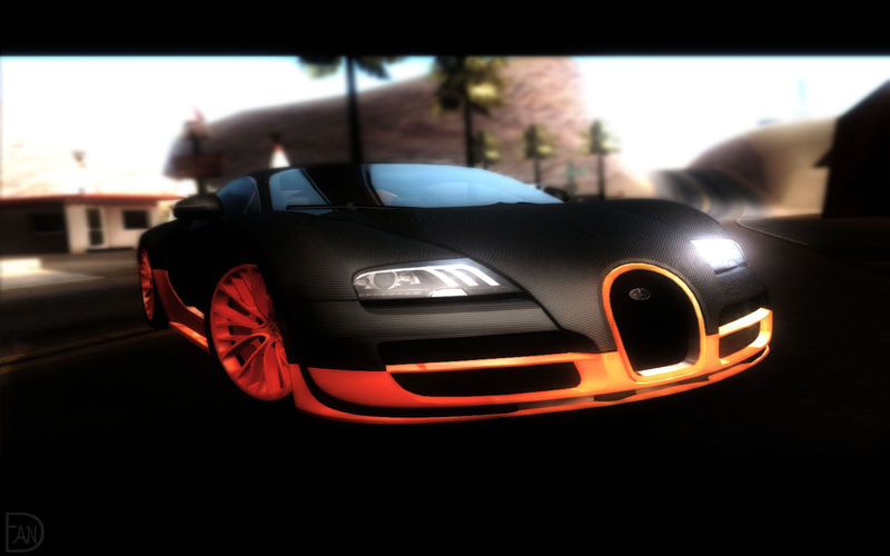 gta san andreas bugatti veyron super sport world record edition mod. Black Bedroom Furniture Sets. Home Design Ideas