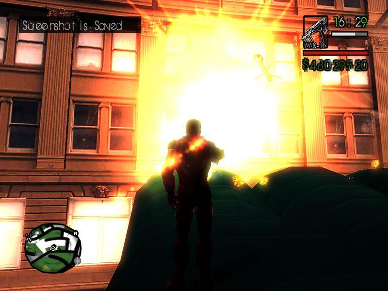 GTA San Andreas Iron Man ULTRA Edition Mod - GTAinside com