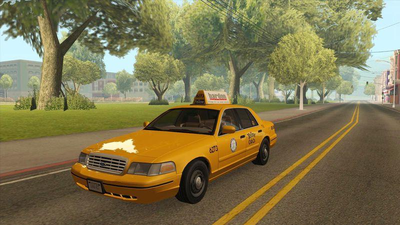 Free download dacia logan taxi univip mod for gta san andreas pc.