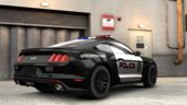 2015 Ford Mustang GT Police