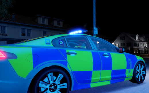 West Midlands Police - Jaguar XF