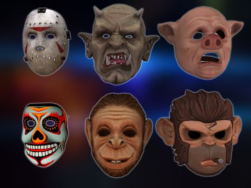 GTA V Masks For GTA SA