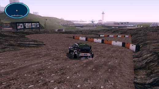 Willow Springs Thief Rally Track ver