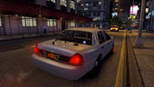 1999 Ford Crown Victoria Unmarked