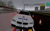 Greater Manchester Police Skin - BMW M5