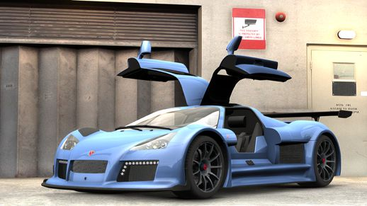 2011 Gumpert Apollo S Update