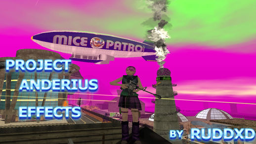 Project Anderius Effects
