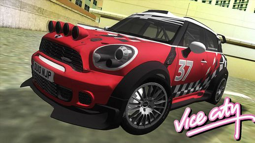 Mini Countryman WRC (Dirt3)