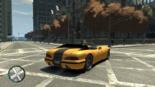 GTA SA BanShee for GTA IV