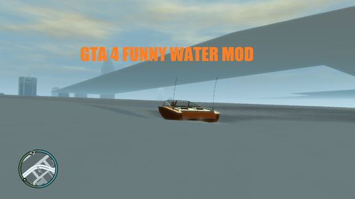 Funny Water Mod