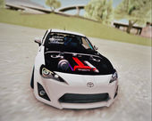 Toyota GT86 Lowstance