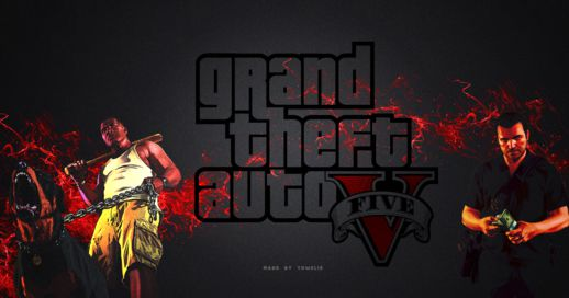 GTA V Background HD