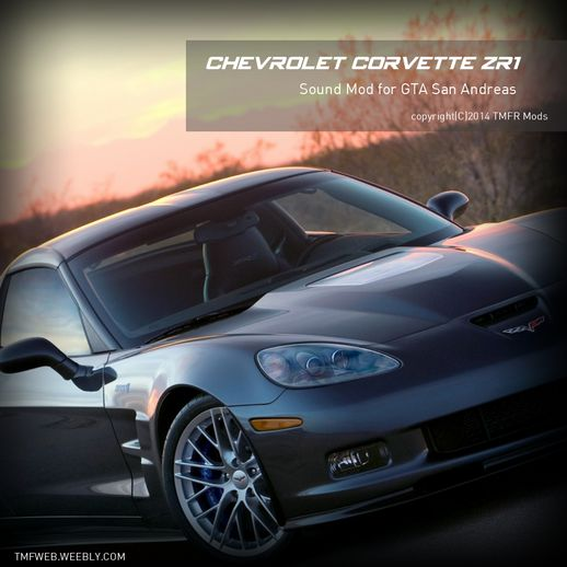 Chevrolet Corvette ZR1 Sound Mod