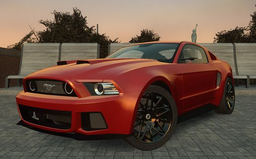 2013 Ford Mustang GT Widebody