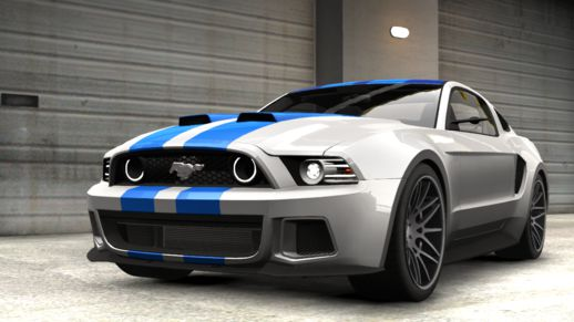 2013 Ford Mustang GT NFS Edition