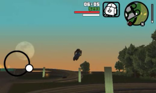 Flying CJ for Android