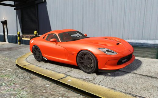 2014 Dodge Viper SRT TA UPDATED