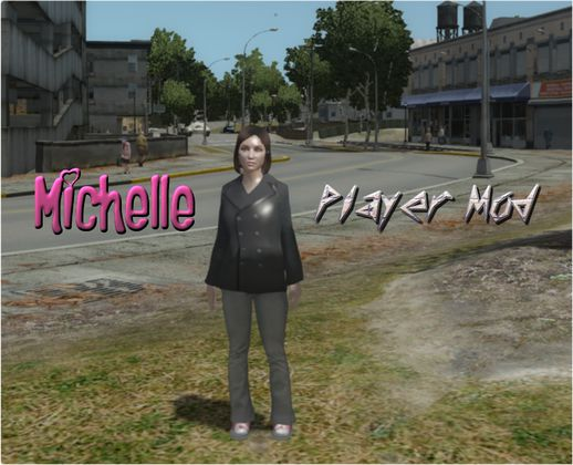 Michelle Player Mod v1.1